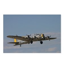 B-17 Flying fortress Postcards (Package of 8)