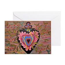 LO RES art 042 Greeting Card