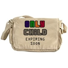 Only Child Messenger Bag
