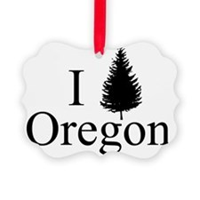 ItreeOregon Ornament