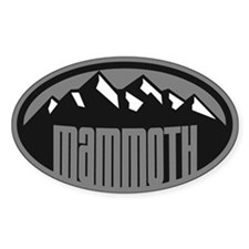 Mammoth Mtn Decal