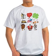 Holidays T-Shirt