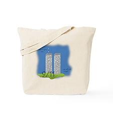 Shirt Ideas- 911 Twin Towers edit Tote Bag
