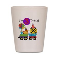 XPTRAINTHREE Shot Glass