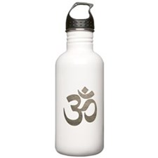 Namaste Symbol Water Bottle