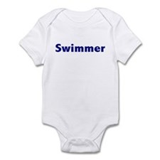 Swimmer Infant Bodysuit