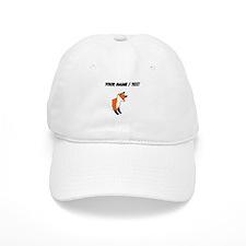 Custom Red Fox Baseball Baseball Cap