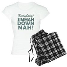 Simmer Down Now3a pajamas