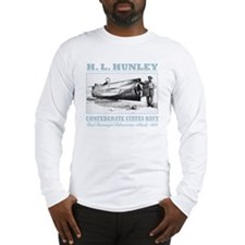 HL Hunley (B) Long Sleeve T-Shirt