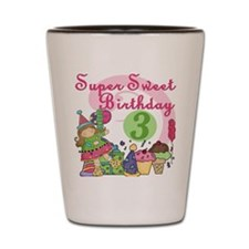 ZXSUPERSWEET3 Shot Glass