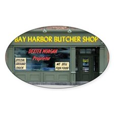 butcher2 Bumper Stickers