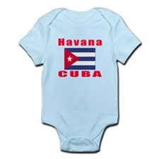 Havana Cuba Designs Infant Bodysuit