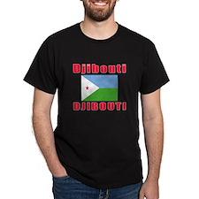 Djibouti Djibouti Designs T-Shirt