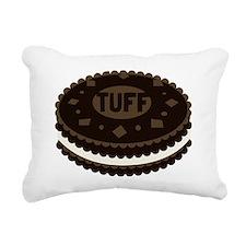 Tuff Cookie Rectangular Canvas Pillow