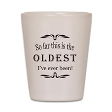 Oldest Shot Glass