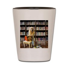 knowlege PAGE Shot Glass