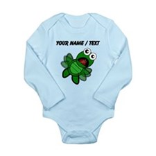 Custom Cartoon Turtle Falling Body Suit