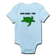 Custom Green Sea Turtle Body Suit
