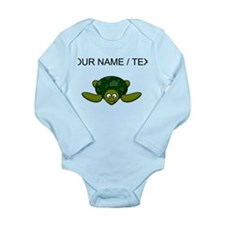 Custom Happy Sea Turtle Body Suit
