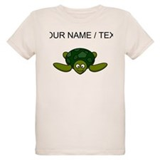 Custom Happy Sea Turtle T-Shirt