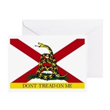 Alabama- Gadsden Greeting Card
