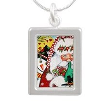 I STILL BELIEVEcards Silver Portrait Necklace