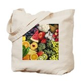 Unique Diets Tote Bag