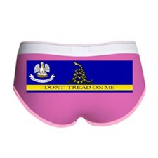 Louisianabump Women's Boy Brief
