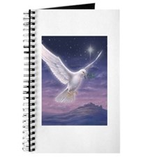 White Dove over Bethlehem Journal