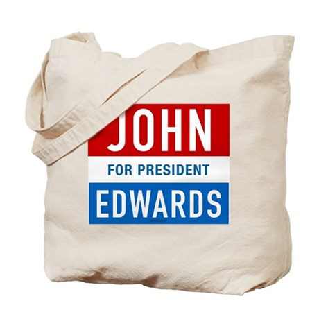 John Edwards Classic Tote Bag