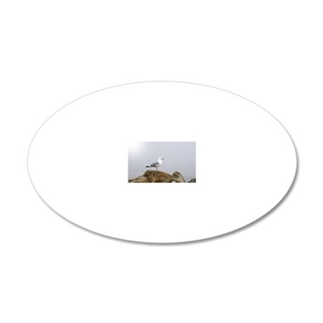 summer 056 20x12 Oval Wall Decal