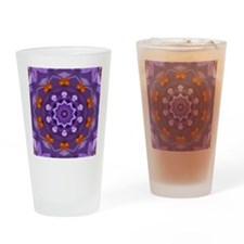 crocus keepsake box Drinking Glass