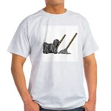 Pulik Pictures : Puli Mop Ash Grey T-Shirt