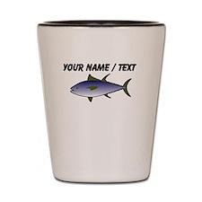 Custom Tuna Fish Shot Glass
