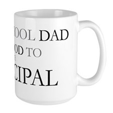 Good to be principalwhitebg[1] Mug