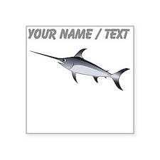 Custom Marlin Sticker