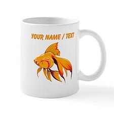 Custom Goldfish Mugs