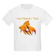 Custom Goldfish T-Shirt