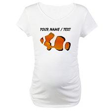 Custom Clown Fish Shirt