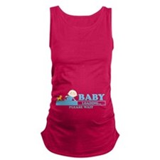Baby Loading Maternity Tank Top