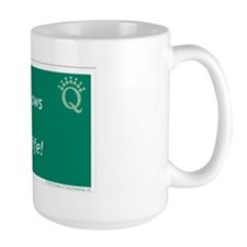 Money flows Mug