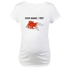 Custom Goldfish Shirt