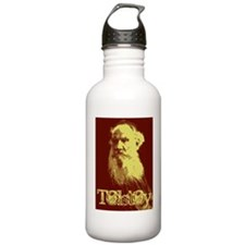 tolstoy Water Bottle