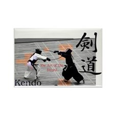 Kendo Rectangle Magnet
