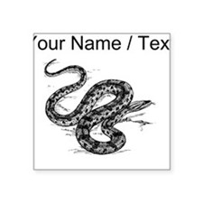 Custom Anaconda Snake Sticker