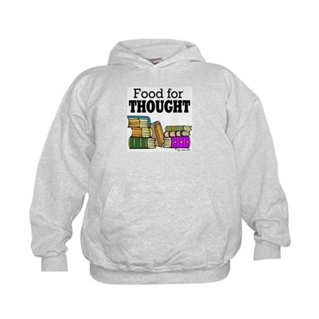 Food for Thought Kids Hoodie