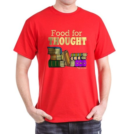 Food for Thought Dark T-Shirt