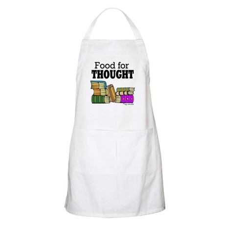 Food for Thought BBQ Apron