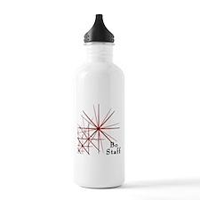 Martial Arts Bo Staff Water Bottle