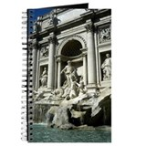 Trevi Fountain 5 Journal